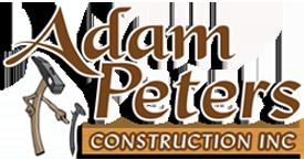 Adam Peters Construction Logo