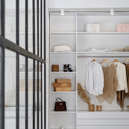 Closet | Adam Peters Construction