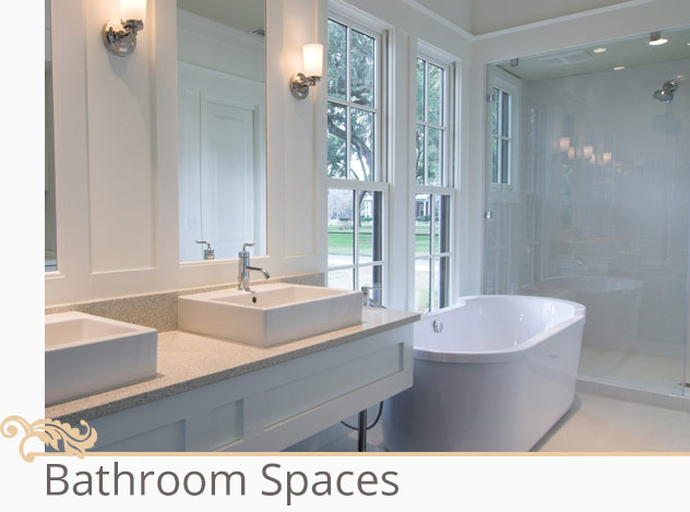 Bathroom Spaces | Adam Peters Construction