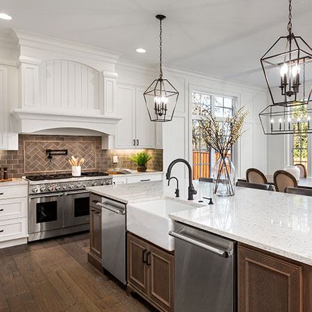 Kitchen Layout | Adam Peters Construction