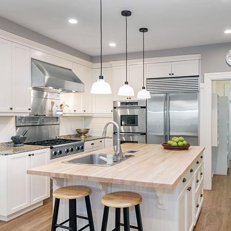 Kitchen Design | Adam Peters Construction