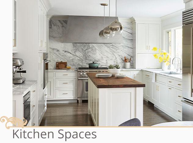 Kitchen Spaces | Adam Peters Construction